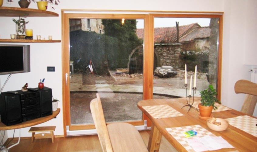 Zamenjava balkonskih oken