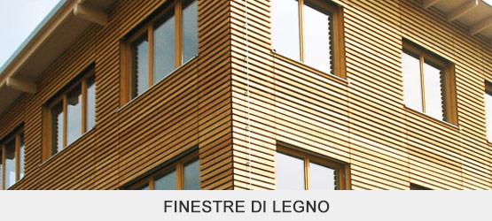 finestre di legno