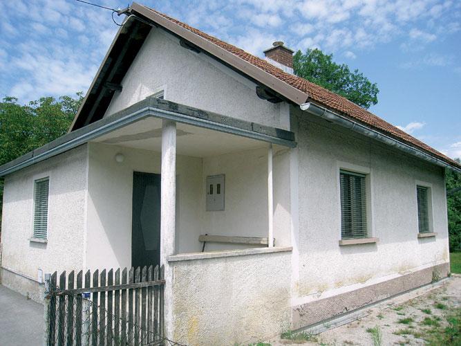 Objekt pred obnovo