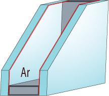 termoizolacijsko steklo