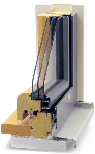 HOLZFENSTER MODELL 68 – AC